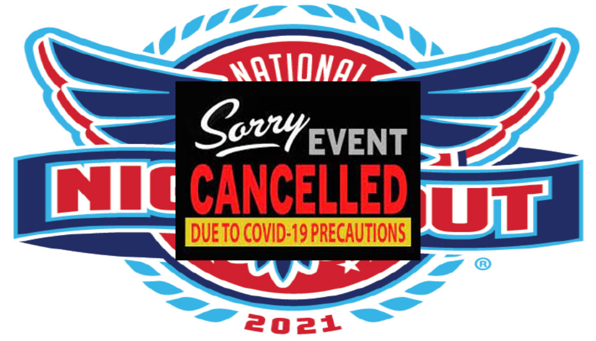 NAtional-Night-out cancelled